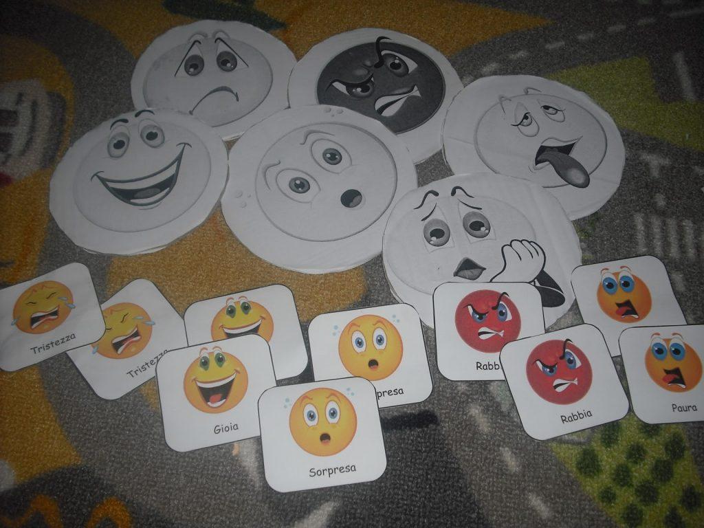 giocando con le emozioni