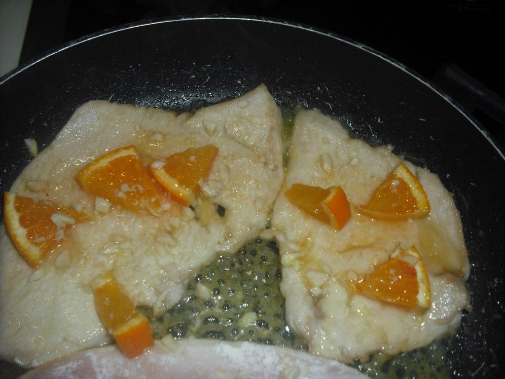 petto di pollo all'arancia 4