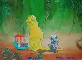 amico del piccolo tirannosauro 2