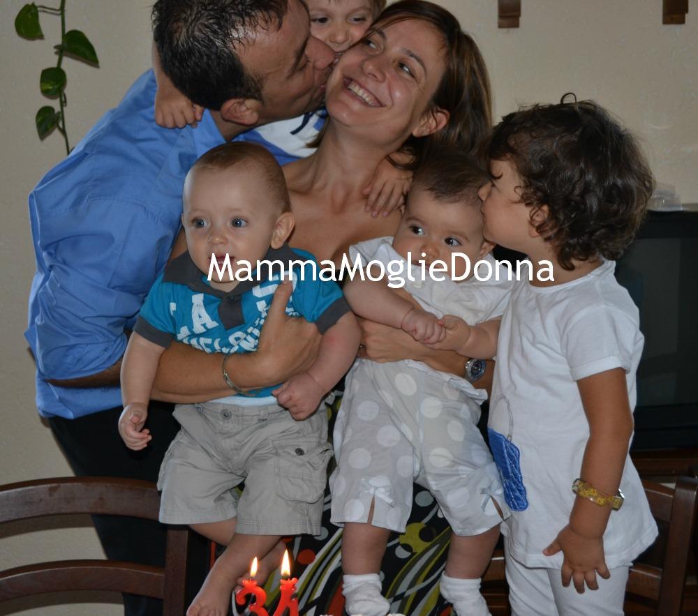 34 anni - MammaMoglieDonna