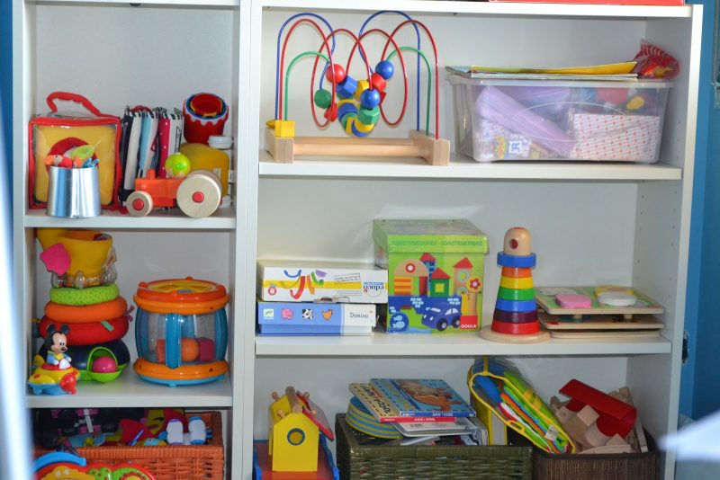 Camera giochi per bambini come ordinare la cameretta e for Decorare una stanza per bambini
