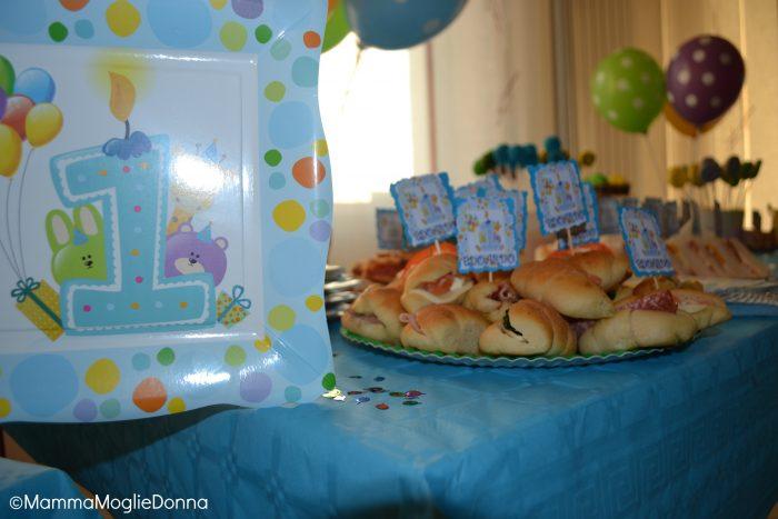 Ben noto La festa per il primo compleanno | MammaMoglieDonna XA61