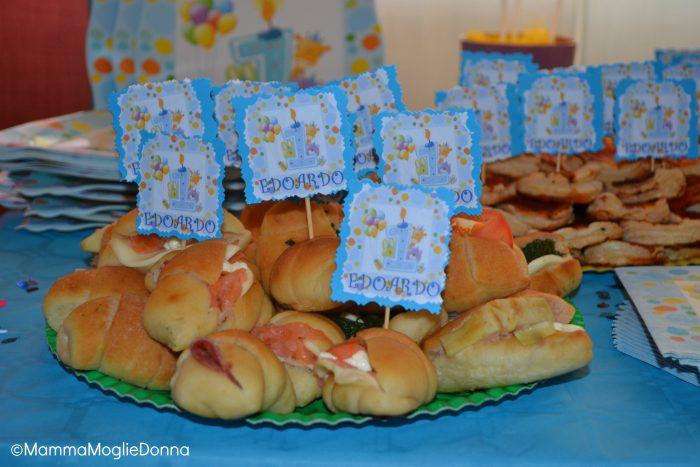 spesso La festa per il primo compleanno | MammaMoglieDonna MB83