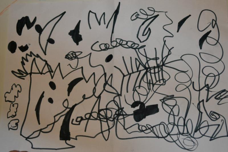 dipingere Picasso senza saperlo