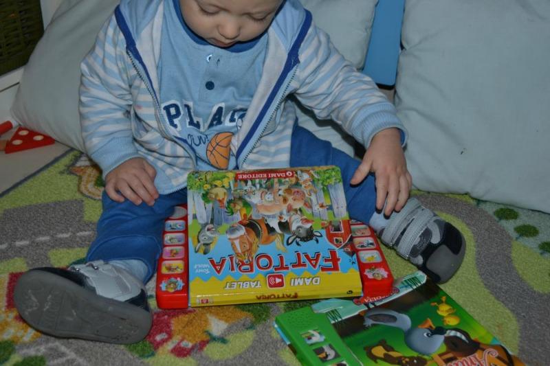 Libri sonori per bambini piccoli