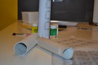 creazioni con rotoli di carta igienica 1