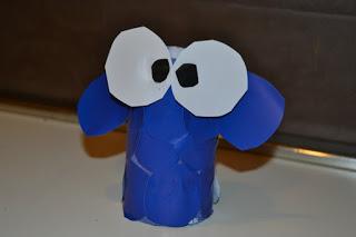 creazioni con rotoli di carta igienica 10