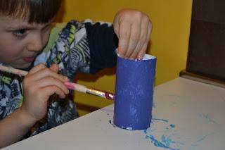 creazioni con rotoli di carta igienica 4