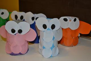 creazioni con rotoli di carta igienica 6