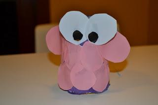 creazioni con rotoli di carta igienica 7
