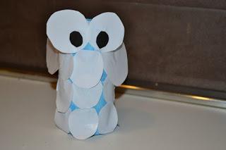 creazioni con rotoli di carta igienica 8
