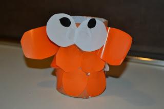 creazioni con rotoli di carta igienica 9