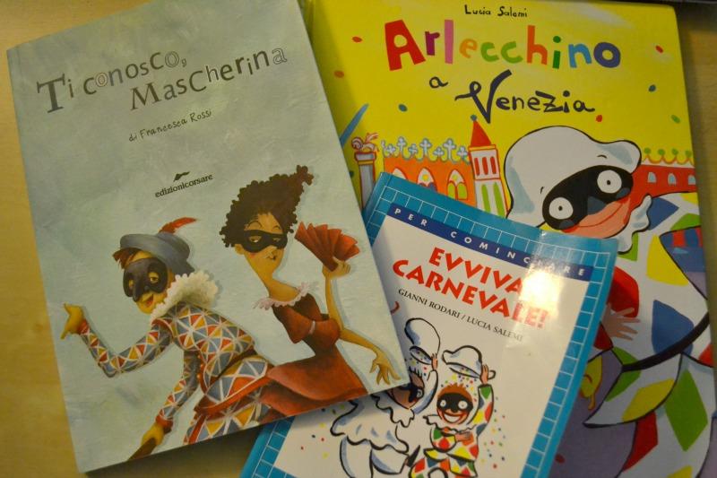 libri sul carnevale
