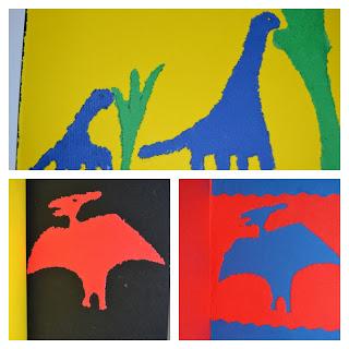 libro fai da te sui dinosauri 5