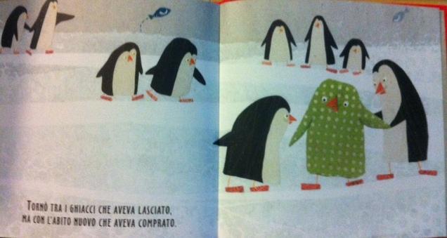 pinguino verde Sinnos 5
