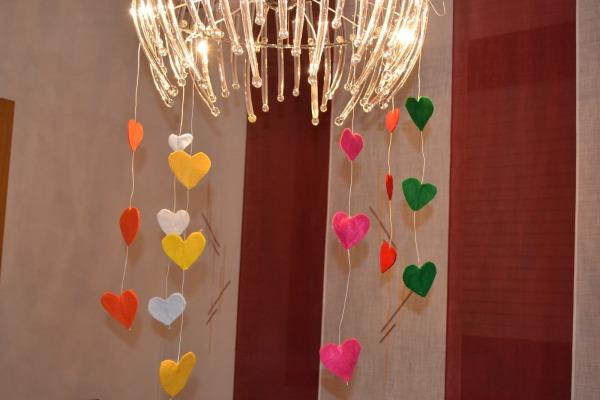 Creazioni per San Valentino