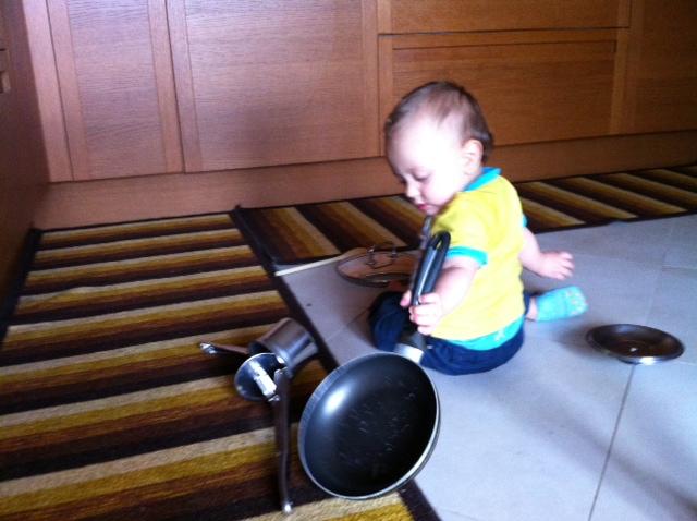 come intrattenere bimbi di 1 anno 2