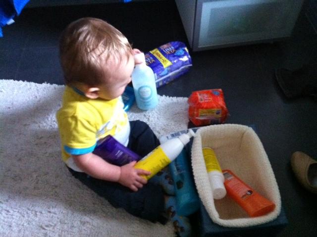 come intrattenere bimbi di 1 anno
