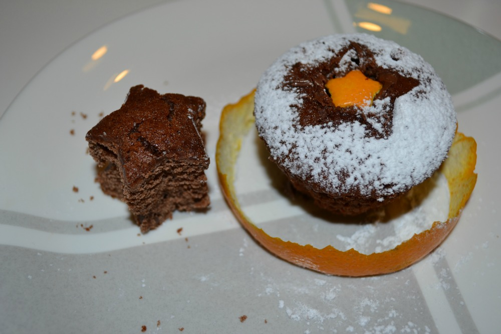 ricette con arancia cup cake arancia