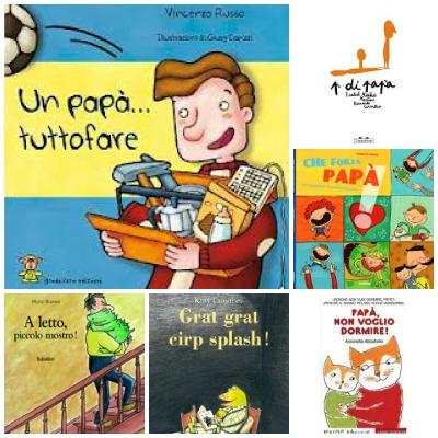 Libri sulla festa del papà