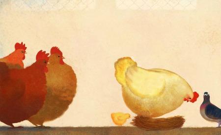 gallina che non sapeva fare uova 2