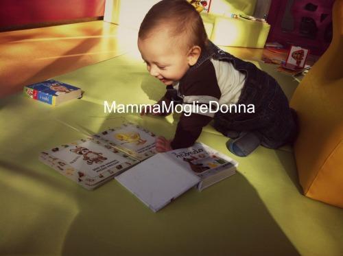 trasmettere l'amore per i libri ai bambini 1