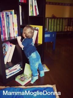 trasmettere l'amore per i libri ai bambini 2