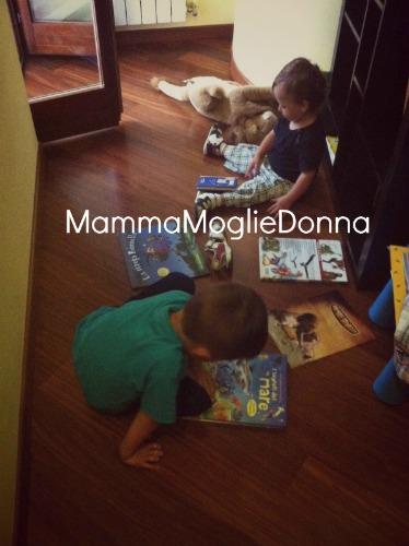 trasmettere l'amore per i libri ai bambini 4