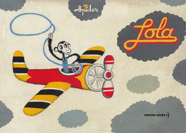 Lola di Orecchio Acerbo copertina