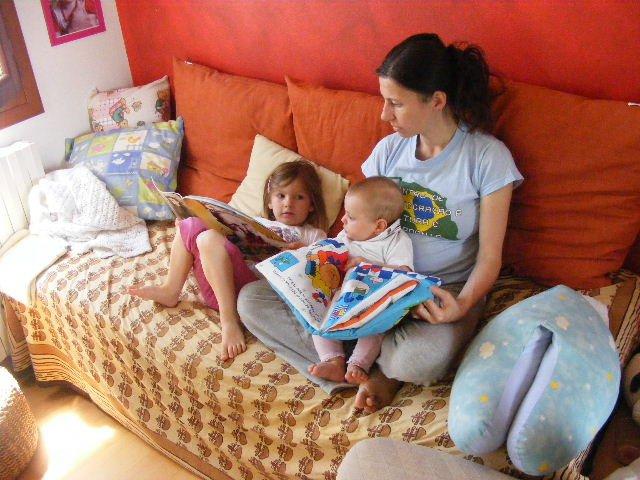far leggere la mamma