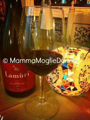 sapori di Sicilia vino