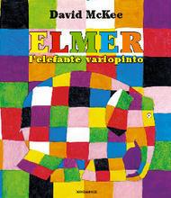 elmer-l-elefante-variopinto libri per bambini di 3 anni
