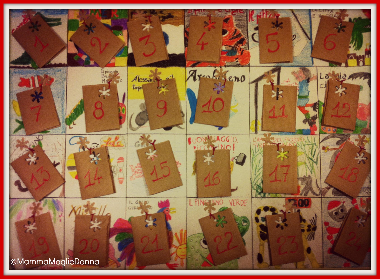 Calendario Avvento libri per bambini 2