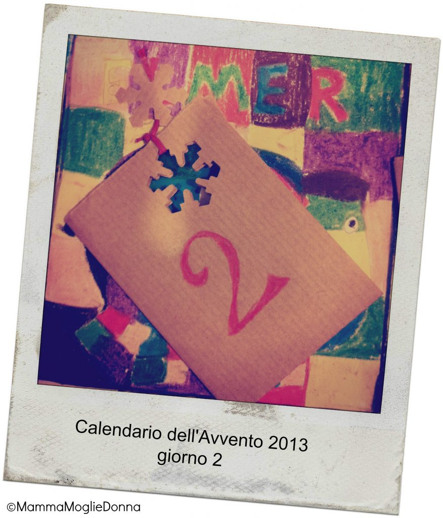 calendario dell'Avvento Elmer