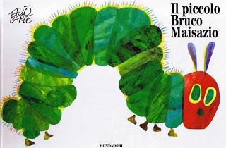 Bruco maisazio libri per bambini di 3 anni