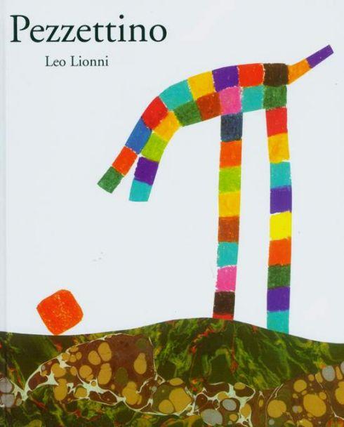 Giocare con Pezzettino di Leo Lionni