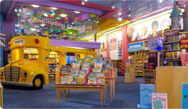 librerie per bambini nel mondo 1