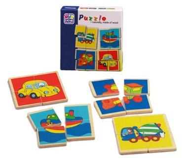 mini puzzle duo