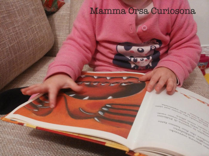 AmoLeggerti - Mamma orsa Curiosona