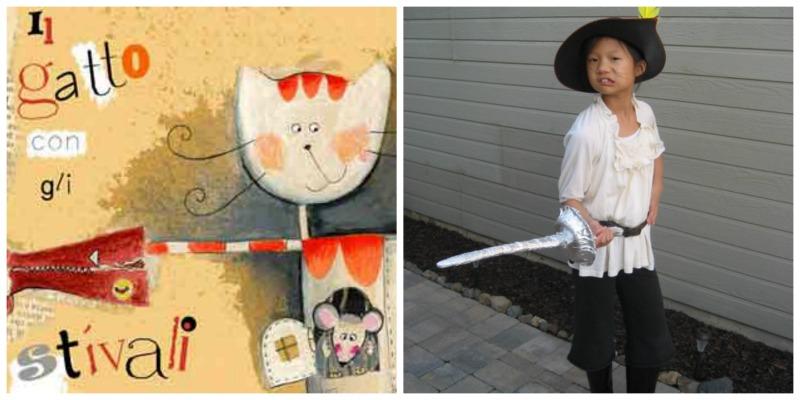 Costumi Carnevale fai da te Gatto con gli stivali