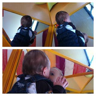 Museo Explora per bambini piccoli 2