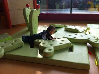 Museo Explora per bambini piccoli 3