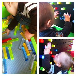 Museo Explora per bambini piccoli 5
