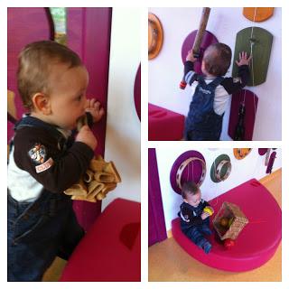 Museo Explora per bambini piccoli