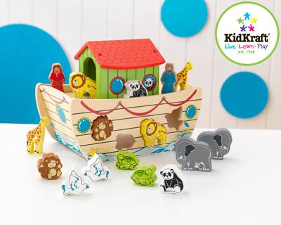 Idee regalo per primo compleanno arca_di_noe-small