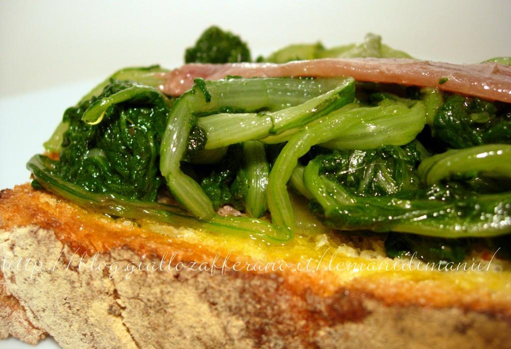 Ricette con verdure invernali - bietola