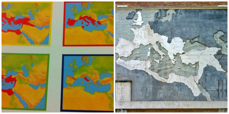 evoluzione impero romano