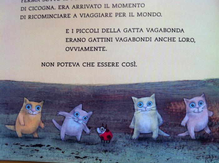 la gatta vagabonda Sinnos 3