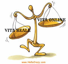 vita reale vita online
