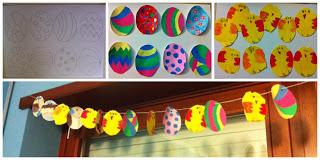 Lavoretti per Pasqua - decorazioni pasquali